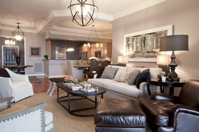 Contemporary Apartment Living Room Elegant Bachelor Pad Contemporary Living Room Baltimore by Elizabeth Reich
