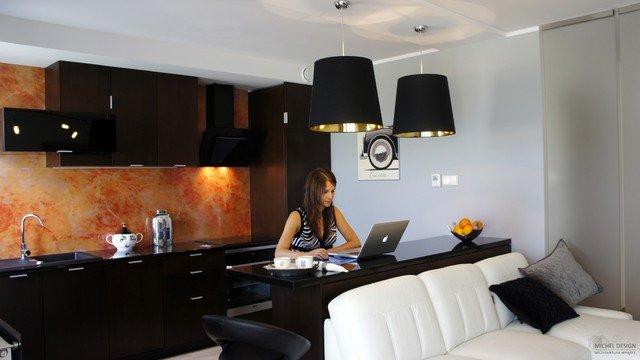 Contemporary Apartment Living Room Fresh Small Apartment In Gdansk Modern Living Room by Michel Design