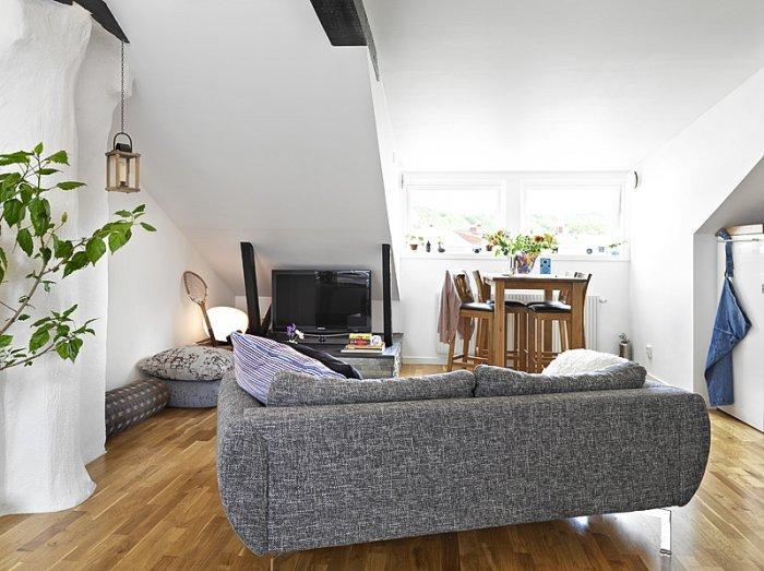 Contemporary Apartment Living Room Inspirational Modern Small Apartment and Studio Design Ideas
