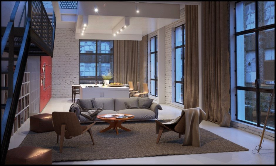 Contemporary Apartment Living Room New Chilled Out Contemporary Living Rooms