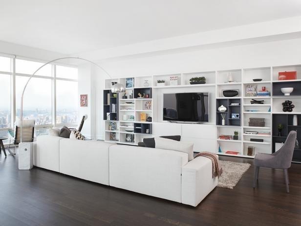 Contemporary Apartment Living Room New Contemporary Condo Living Tara Benet