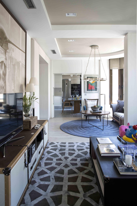 Contemporary Apartment Living Room Unique Contemporary Valencia Flat Coleccion Alexandra