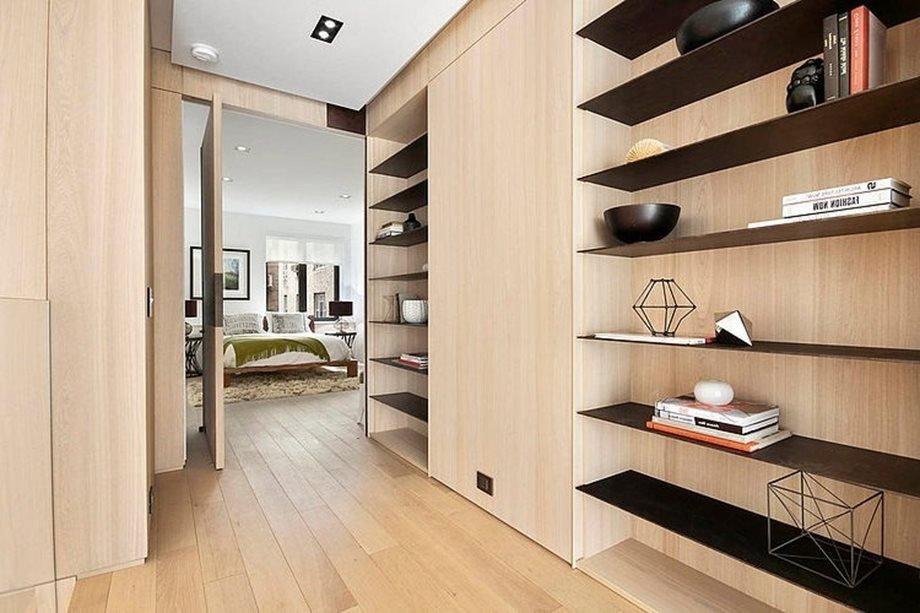 Contemporary Apartment Living Room Unique Modern Interior Design Of A Duplex Apartment In New York
