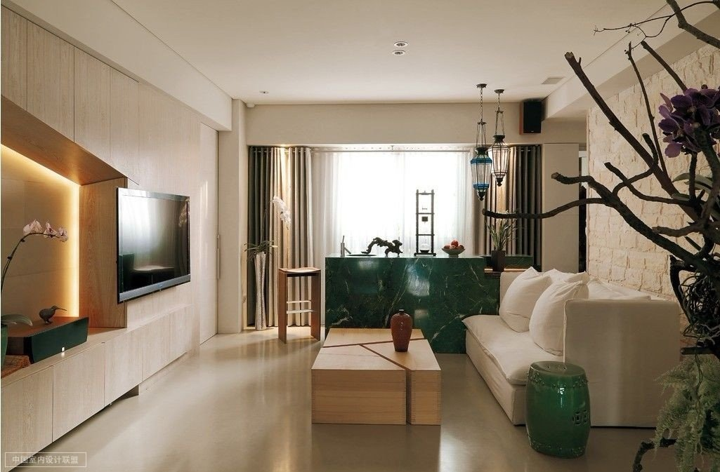 Contemporary asian Living Room Best Of A Modern asian Minimalistic Apartment