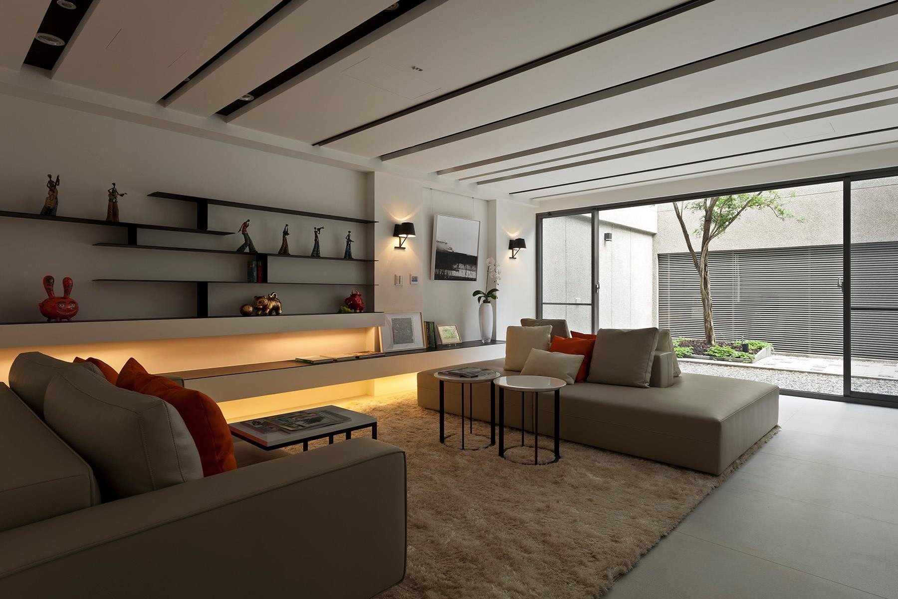 Contemporary asian Living Room Fresh some Stunningly Beautiful Examples Modern asian Minimalistic Decor