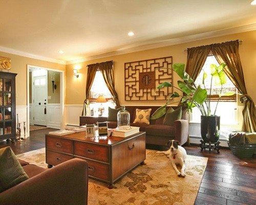 Contemporary asian Living Room Inspirational Modern asian Living Room Decorating Ideas Interior Design