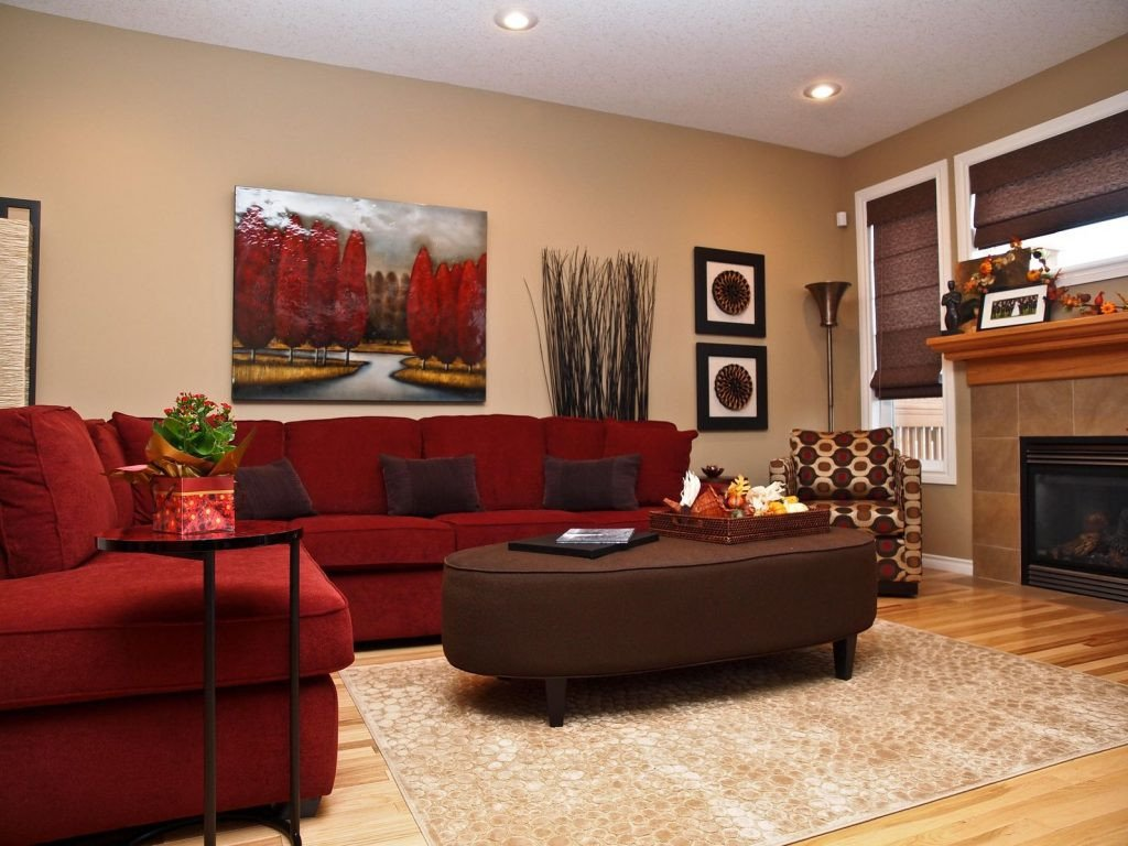 Contemporary Brown Living Room Awesome Magnificent Contemporary Living Room Interior Design Ideas with Brown sofa Furniture – Iwemm7