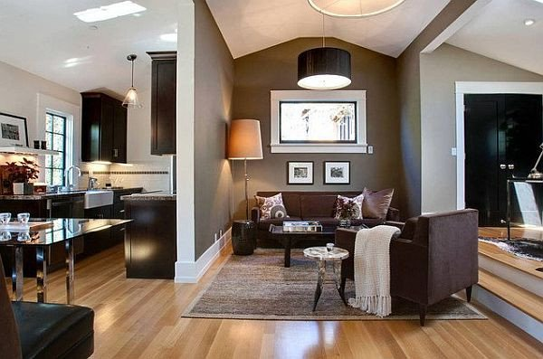 Contemporary Brown Living Room Best Of Muddy Tracks Decorating with Brown Brings Out the Best