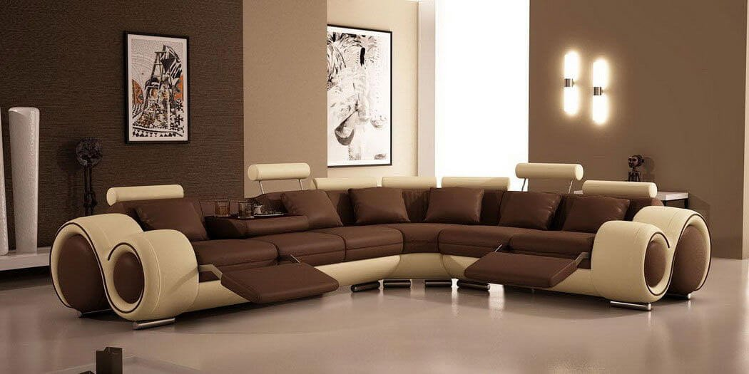 Contemporary Brown Living Room Lovely 20 Living Room Painting Ideas – Apartment Geeks