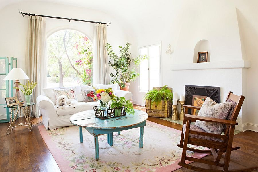 Contemporary Chic Living Room Beautiful 50 Resourceful and Classy Shabby Chic Living Rooms
