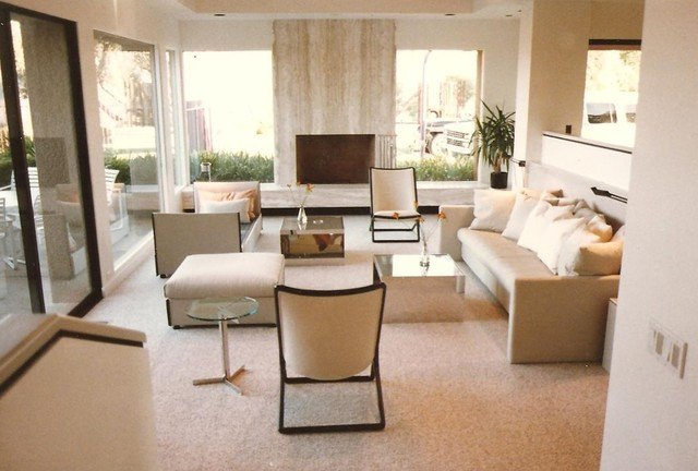 Contemporary Chic Living Room Beautiful 70 S Modern Chic