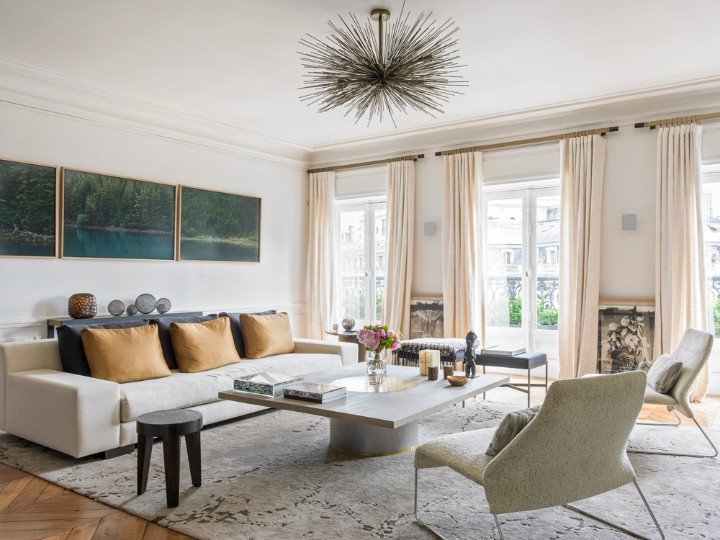 Contemporary Chic Living Room Luxury Gorgeous Modern French Interiors 40 Pics Decoholic