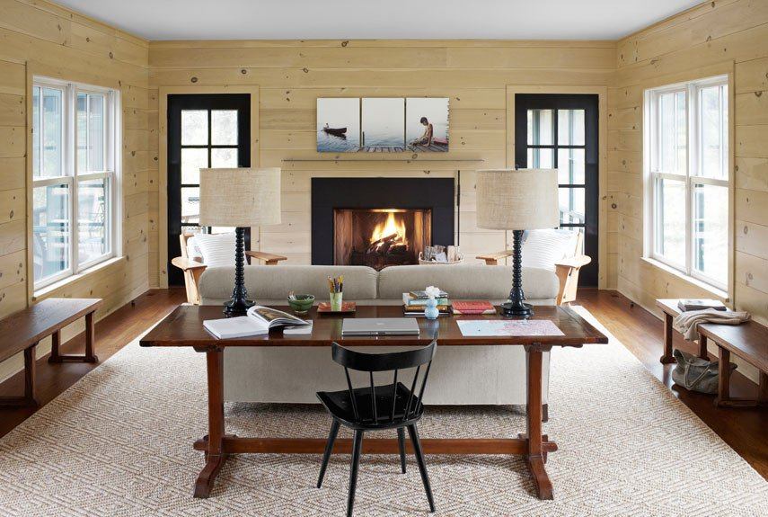Contemporary Country Living Room Beautiful Modern Country Decor Ideas Modern Connecticut Vacation Home