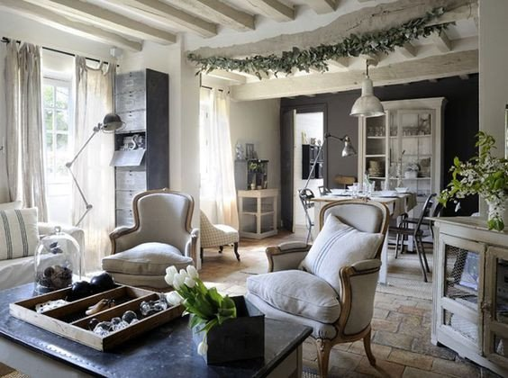 Contemporary Country Living Room Beautiful Modern Country Style Modern Country Living Room Floors