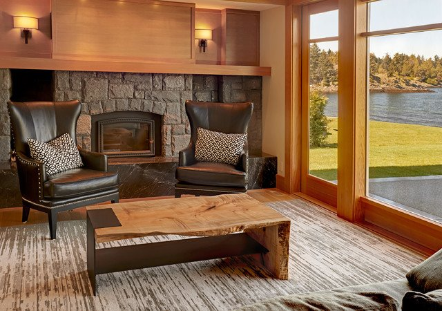 Contemporary Country Living Room Best Of Live Edge Modern Country Home tour Contemporary Living Room Vancouver by Live Edge Design