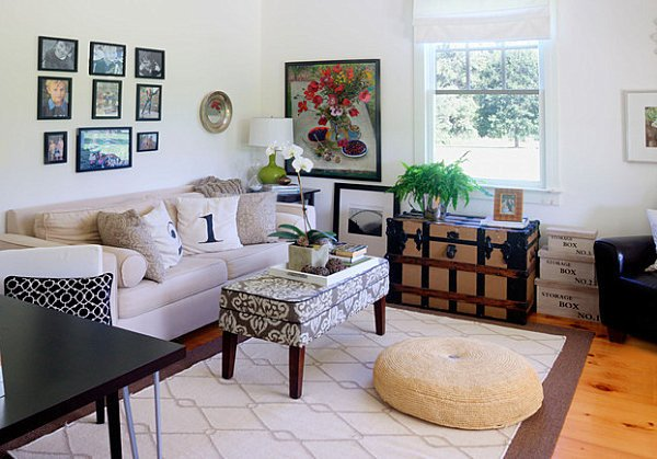Contemporary Country Living Room Fresh Country Home Decor with Contemporary Flair