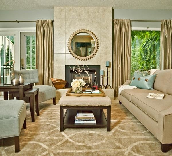 Contemporary Country Living Room Lovely Modern Country Interiors Furniture & Design Eclectic Living Room Other Metro by Modern