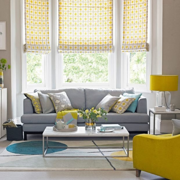 Contemporary Grey Living Room Elegant Modern Living Room