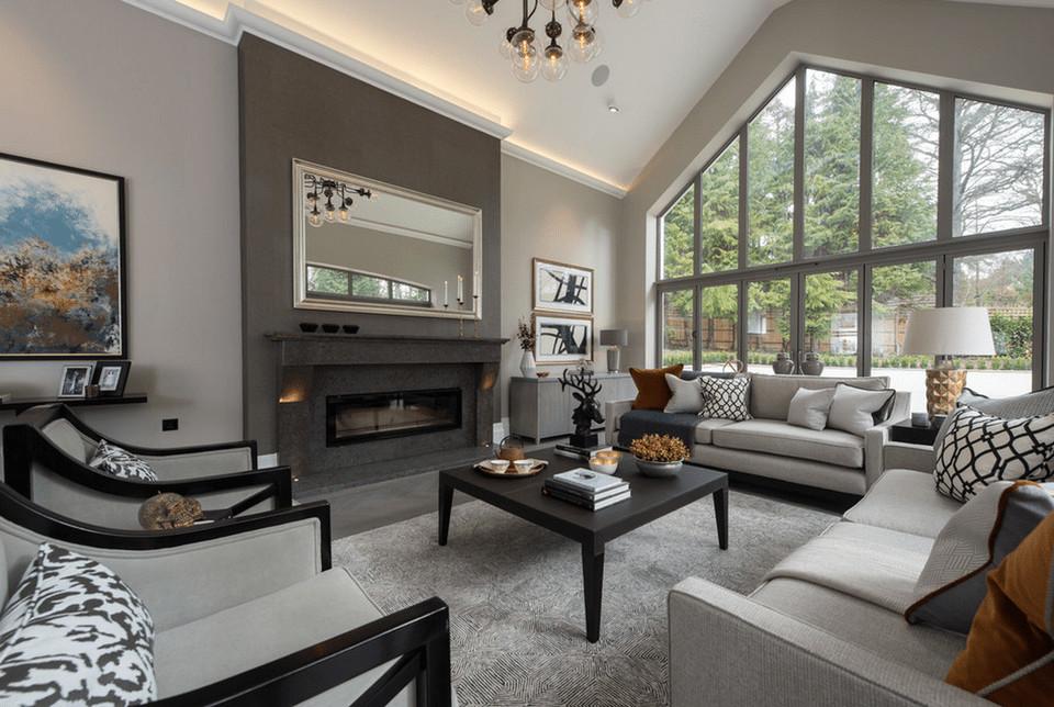 Contemporary Grey Living Room Fresh Gray Living Room Ideas