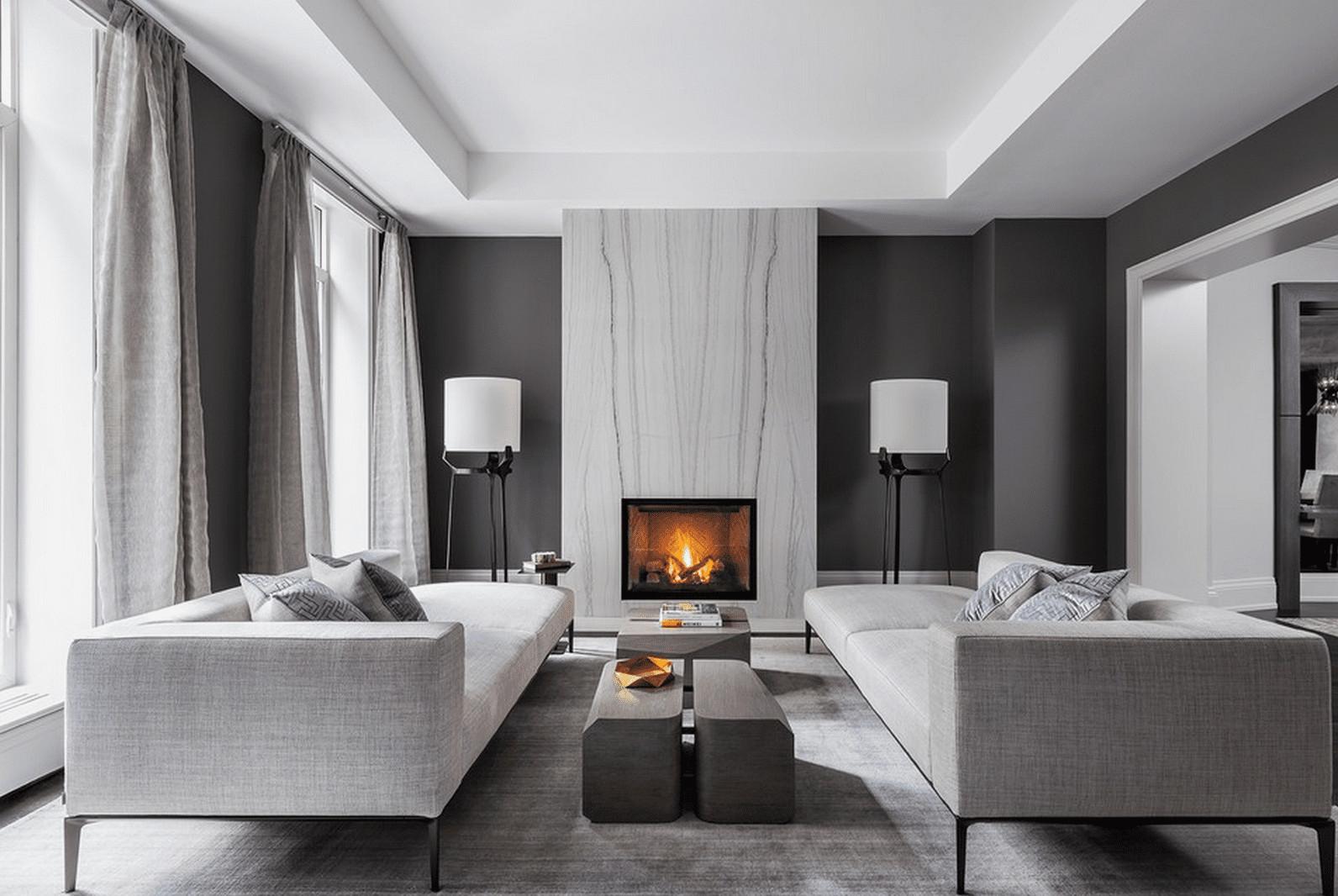 Contemporary Grey Living Room Inspirational 21 Modern Living Room Design Ideas