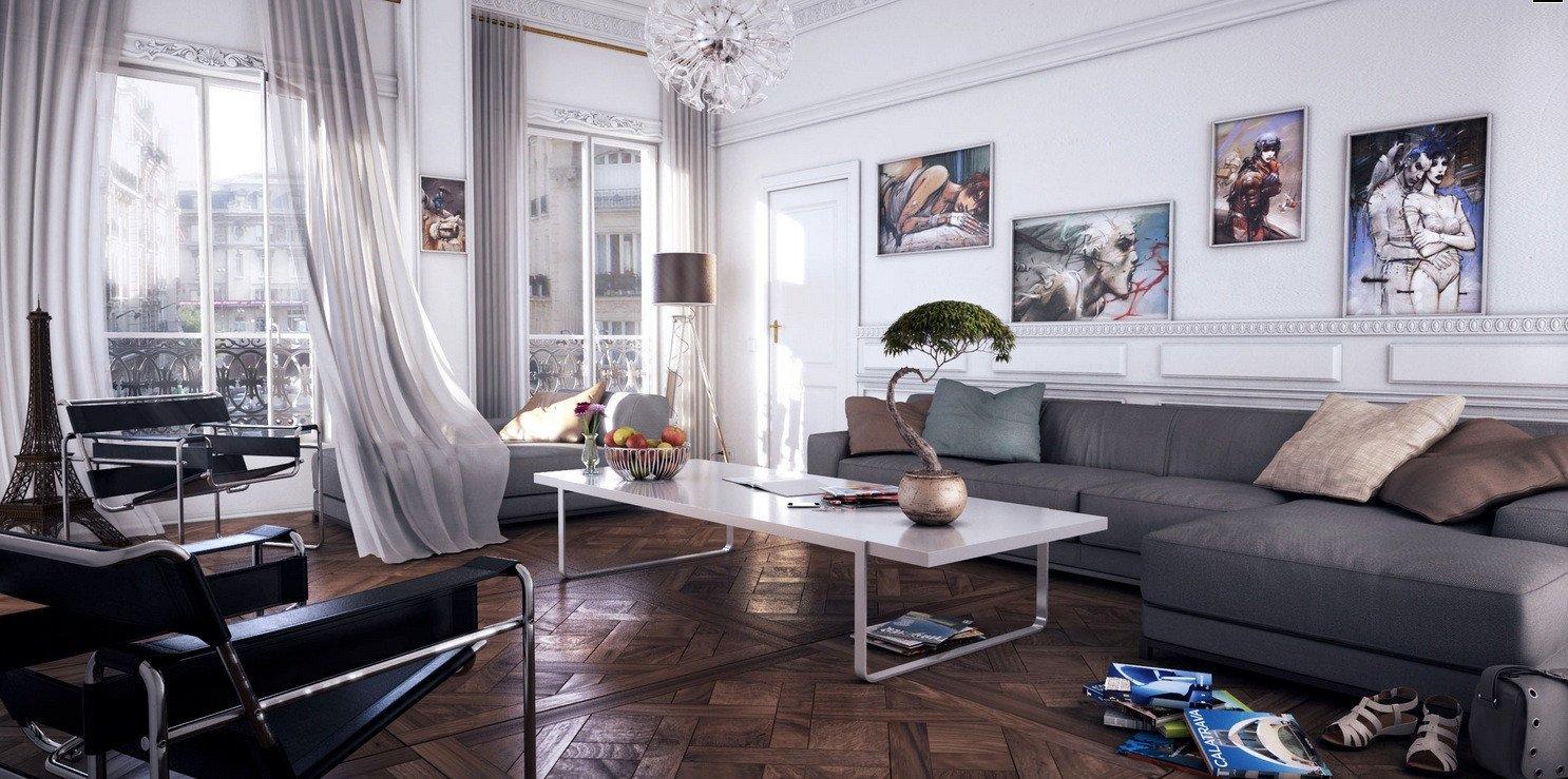 Contemporary Grey Living Room Inspirational Chilled Out Contemporary Living Rooms