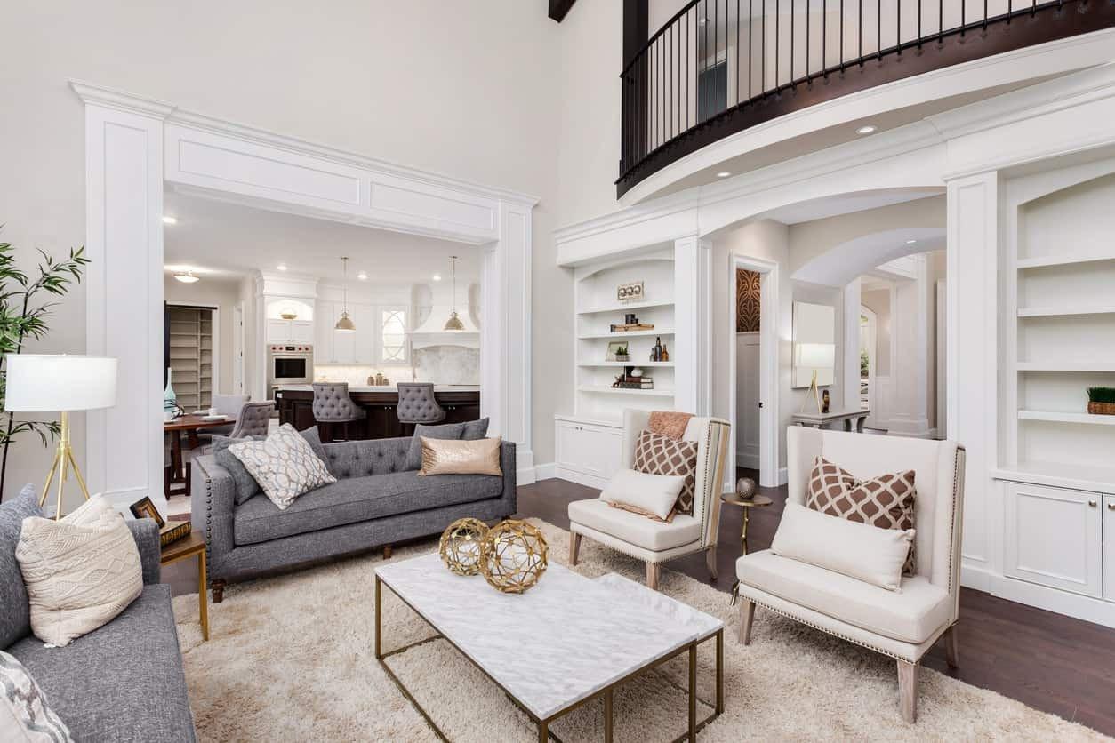 Contemporary Grey Living Room New 100 Contemporary Living Room Ideas S