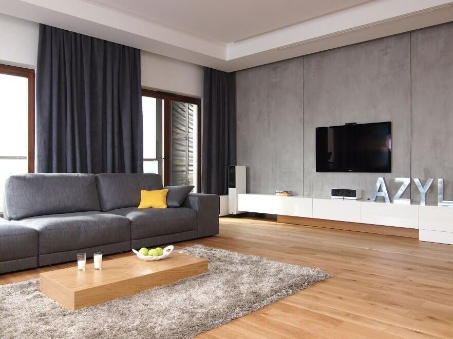 Contemporary Grey Living Room Unique 10 Modern Grey Living Room Interior Design Ideas
