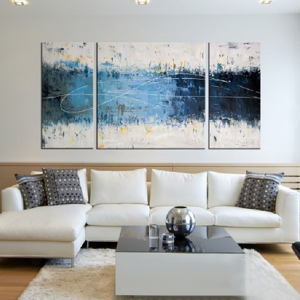 Contemporary Living Room Art Beautiful Iarts Contemporary Paintings Canvas 3 Styles Canvas Modern Wall Art for Living Room Artwork