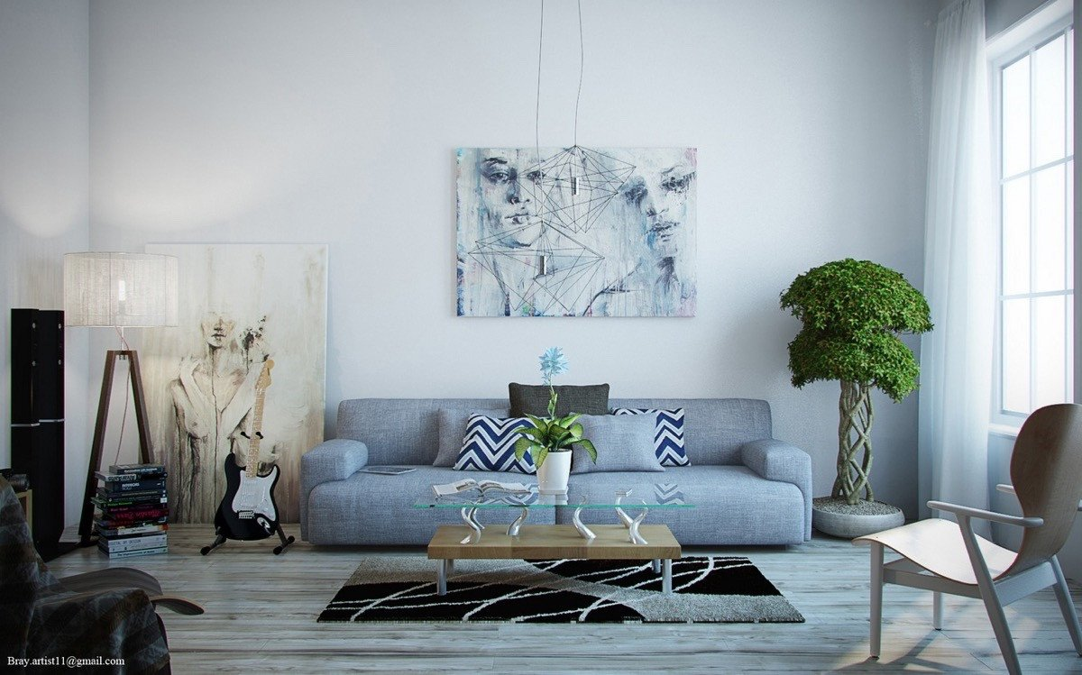 Contemporary Living Room Art Beautiful Wall Art for Living Rooms Ideas & Inspiration