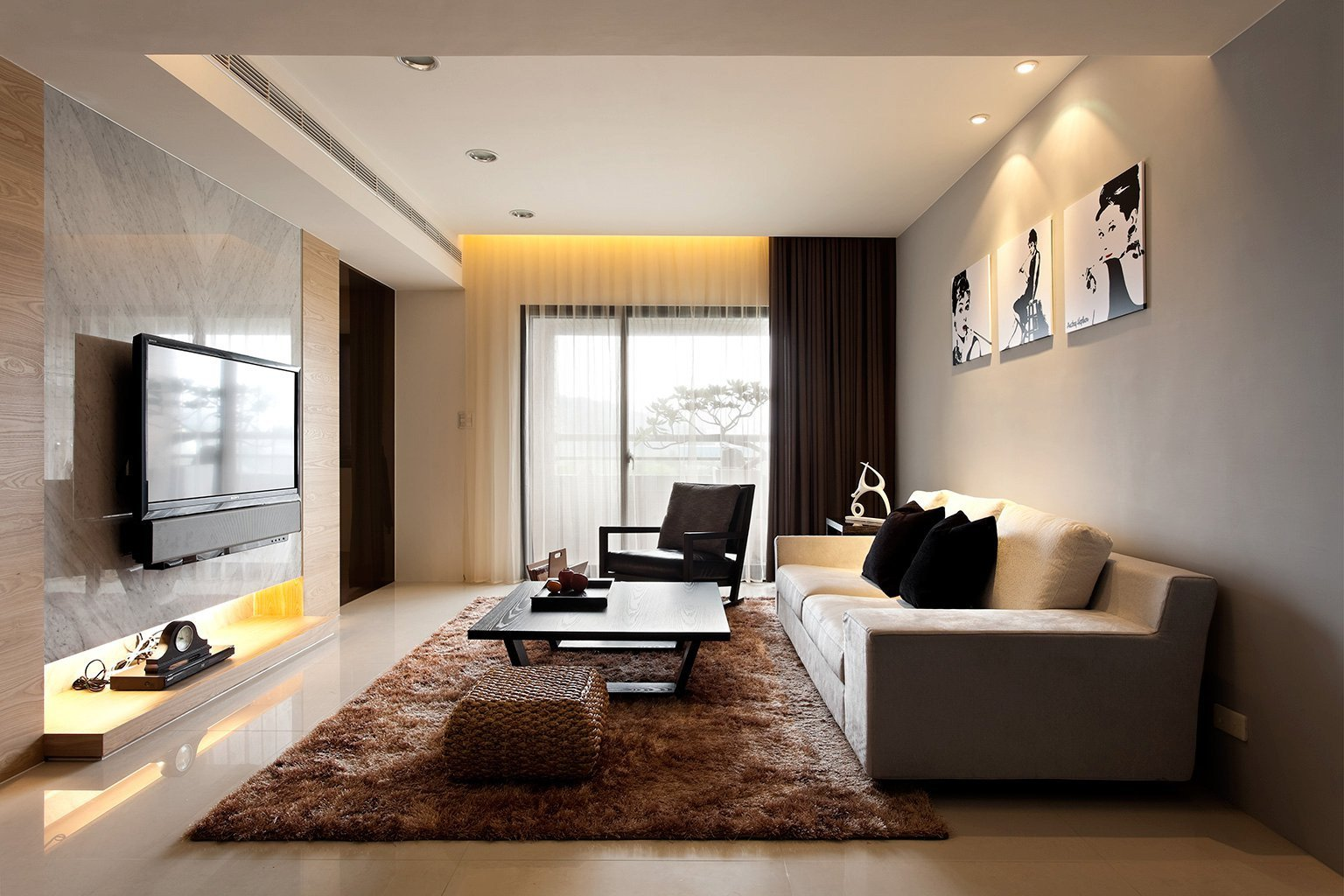 Contemporary Living Room Art Fresh Modern Minimalist Decor with A Homey Flow