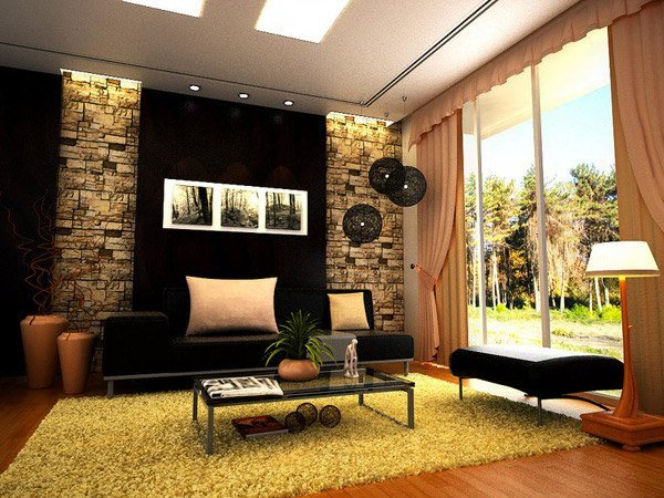 Contemporary Living Room Art Lovely 16 Contemporary Living Room Ideas