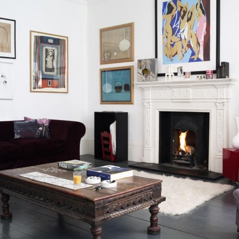 Contemporary Living Room Art Luxury 20 Cool Living Rooms with Statement Artwork Rilane