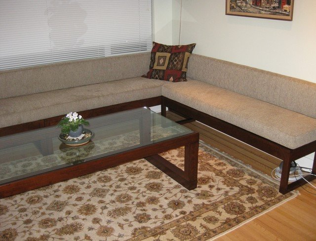 Contemporary Living Room Benches Awesome Living Room Bench Seating and Coffee Table Contemporary Living Room Vancouver by