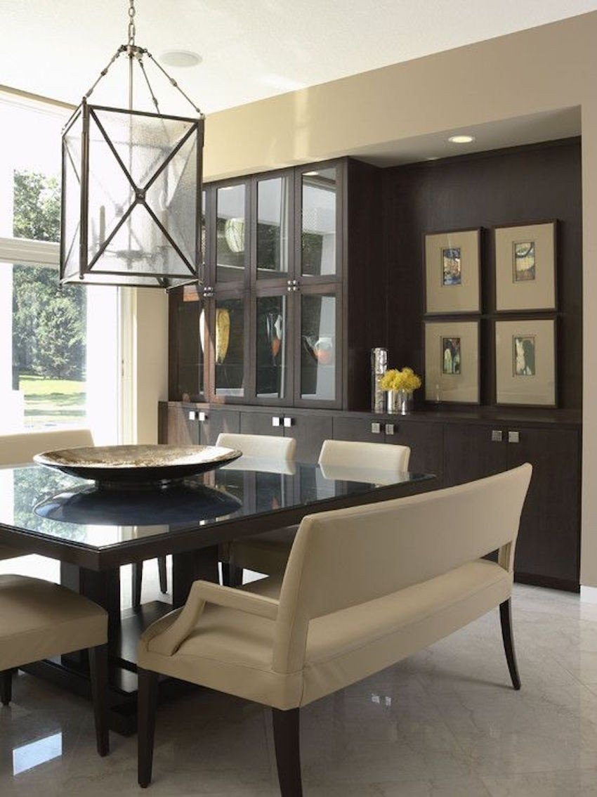 Contemporary Living Room Benches Lovely 10 Superb Square Dining Table Ideas for A Contemporary Dining Room