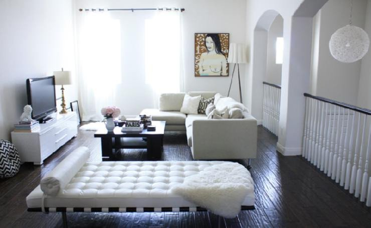 Contemporary Living Room Benches Luxury Barcelona Bench Contemporary Living Room Made by Girl