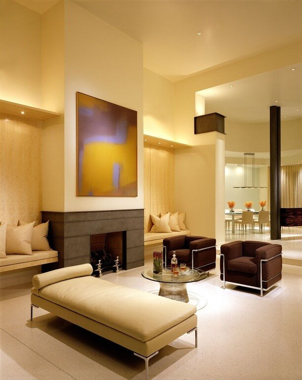 Contemporary Living Room Benches Unique 47 Beautiful Modern Living Room Ideas In