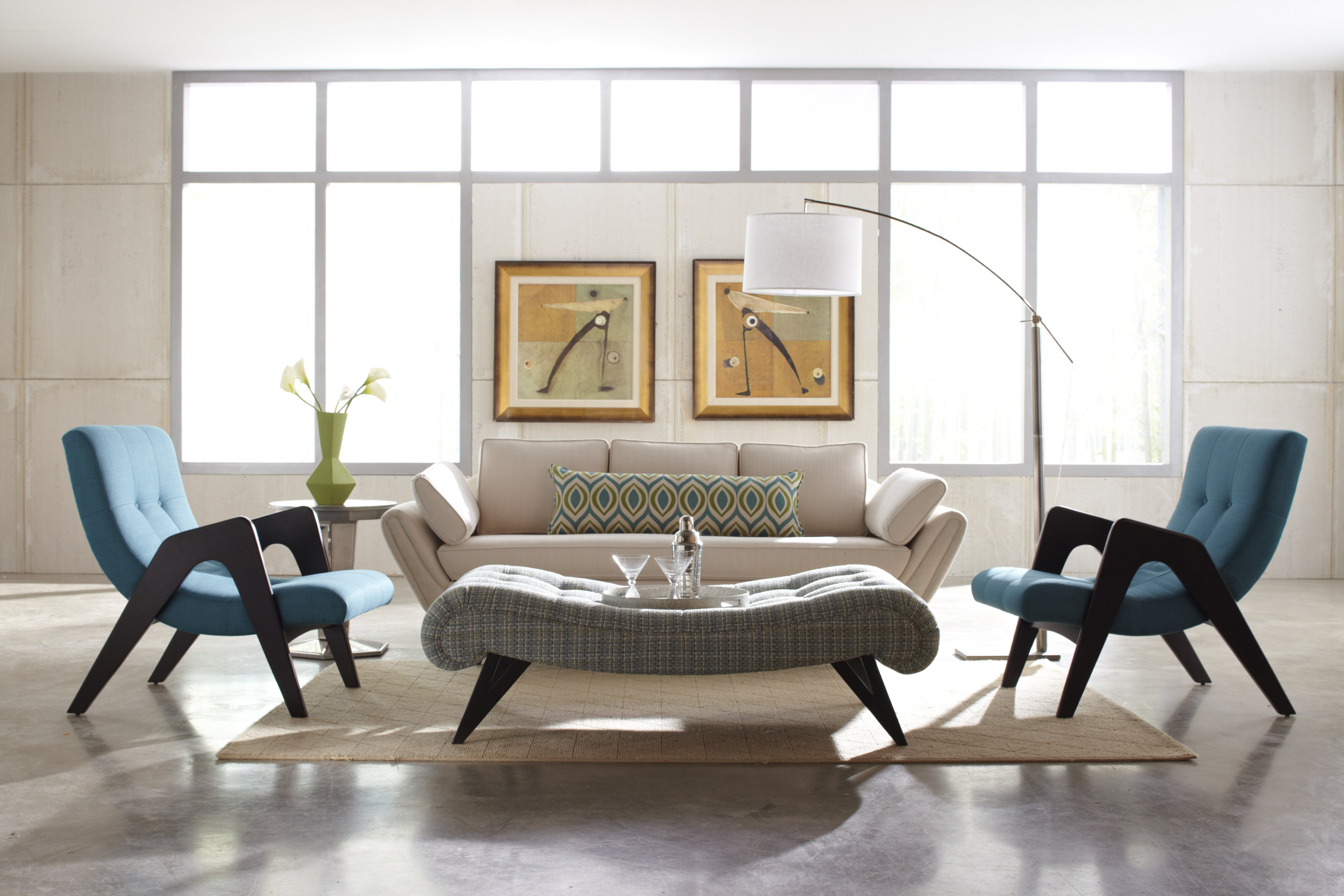 Contemporary Living Room Benches Unique Contemporary or Modern What's the Difference In Interior Design