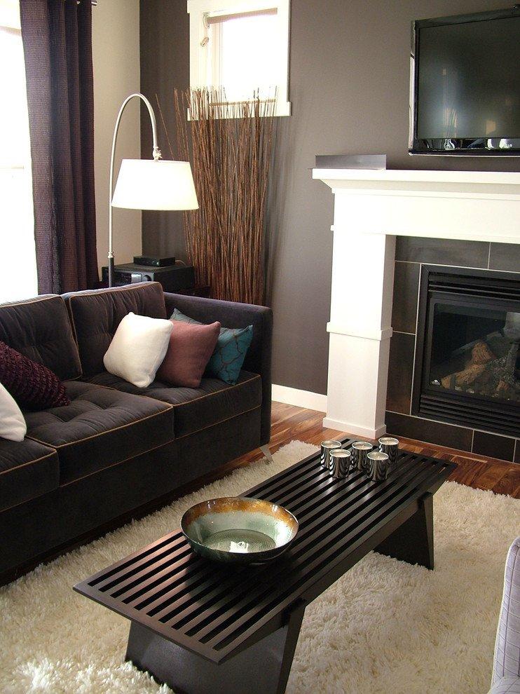 Contemporary Living Room Colors Unique Incredible Earth tone Colors Decorating Ideas
