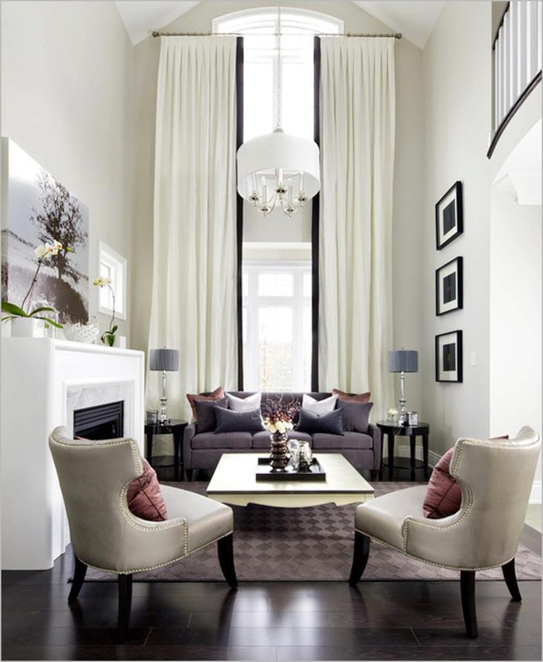 Contemporary Living Room Decorating Ideas Beautiful 2013 Luxury Living Room Curtains Designs Ideas