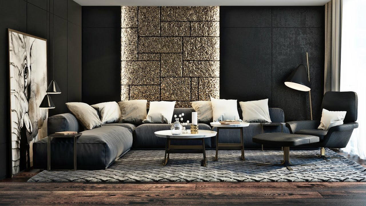 Contemporary Living Room Decorating Ideas Unique Ultra Modern Living Room Design Ideas 2018