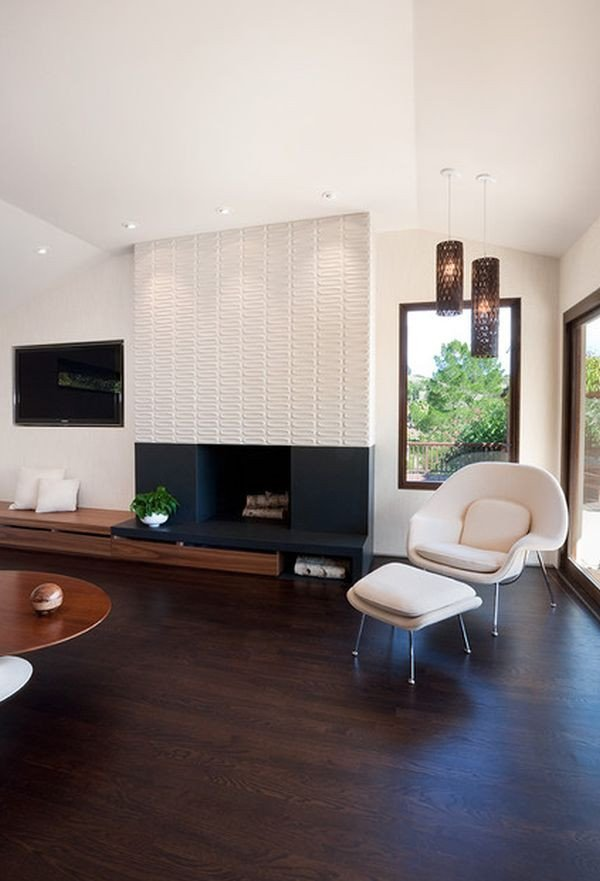 Contemporary Living Room Fireplace Beautiful 21 Modern Fireplaces Characteristics and Interior Décor Ideas