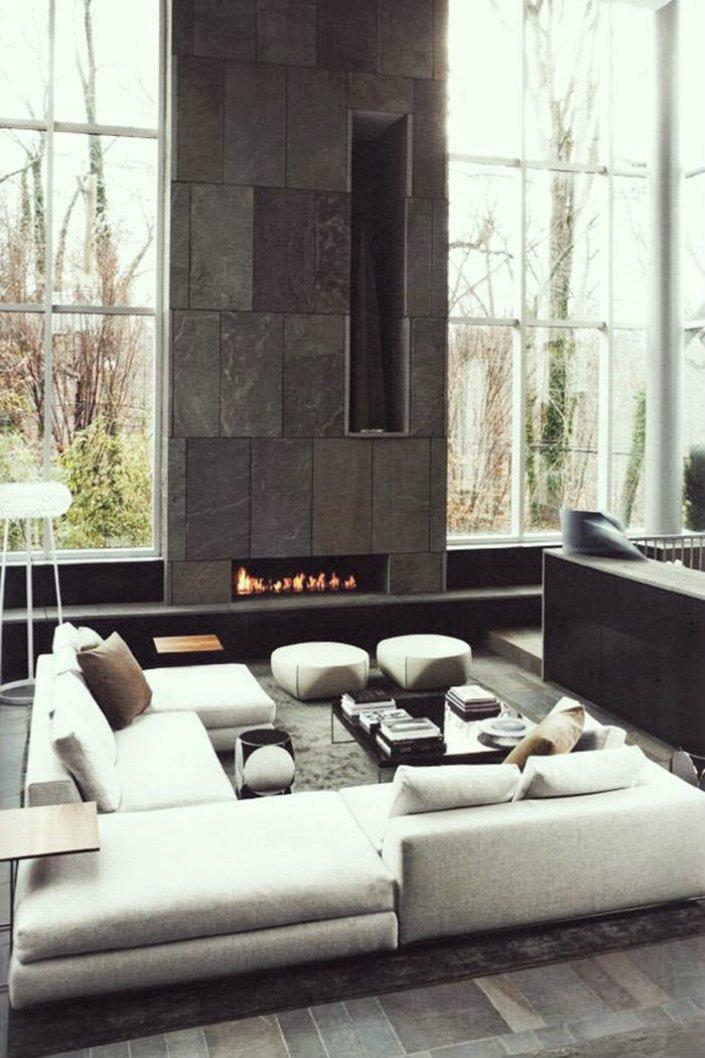 Contemporary Living Room Fireplace Fresh Contemporary Fireplaces for Luxury Living Rooms Contemporary Fireplaces for Luxury Living Rooms