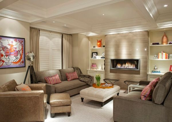 Contemporary Living Room Fireplace Inspirational 125 Living Room Design Ideas Focusing Styles and Interior Décor Details Page 9