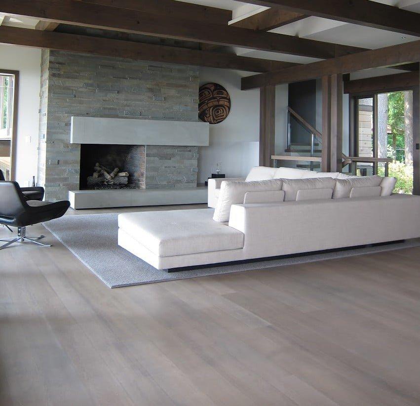 Contemporary Living Room Flooring Elegant Hot Wood Flooring Trends