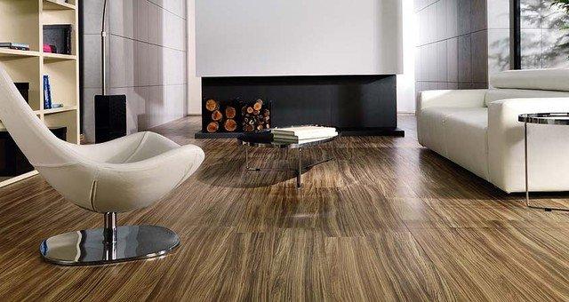 Contemporary Living Room Flooring Fresh Porcelanosa Tavola Zebrano Floor Tiles Modern Living Room New York by Porcelanosa