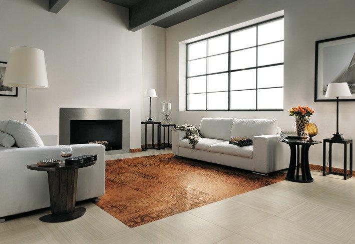 Contemporary Living Room Flooring Inspirational top to toe Ceramic Tiles