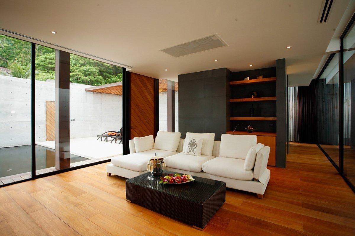 Contemporary Living Room Flooring Lovely Contemporary Resort Hotel Naka Phuket by Duangrit Bunnag