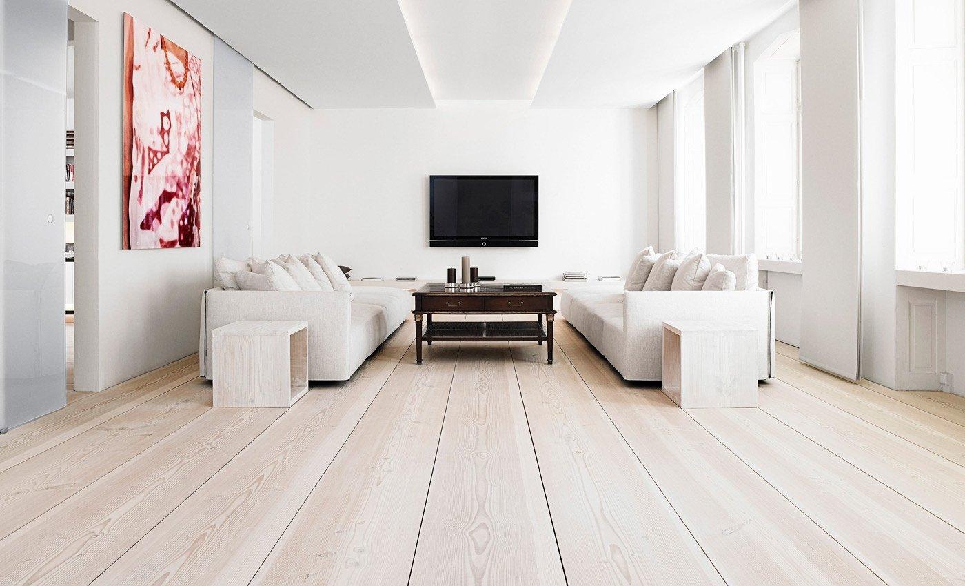 Contemporary Living Room Flooring Luxury Beautiful Wood Flooring
