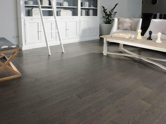 Contemporary Living Room Flooring Luxury Oak nord Sea Contemporary Living Room toronto by Coswick Hardwood Inc