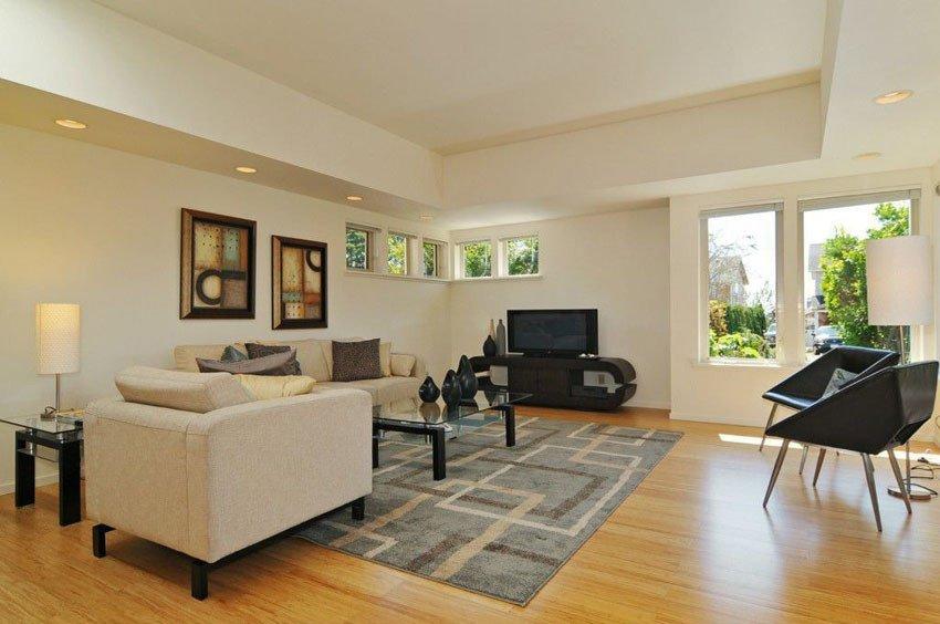 Contemporary Living Room Flooring Unique 39 Beautiful Living Rooms with Hardwood Floors Designing Idea